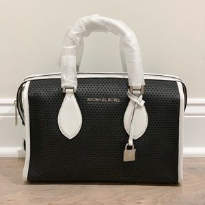 Michael Kors Lacey Small Duffel Bag